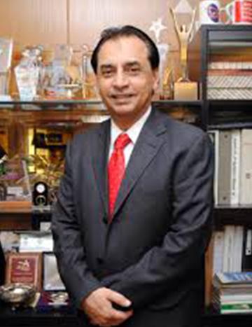 Mr. M. Rafiq Rangoonwala