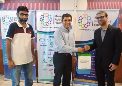 MOU with Reveal Pakistan