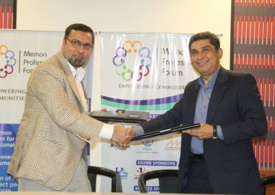 MOU with COMMECS Old Students' Association (COSA)